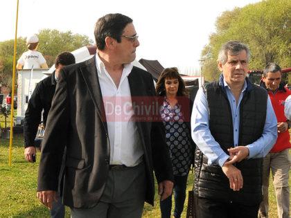 Intendente Britos: Durísima devolución para los directivos de la Asociación Rural Chivilcoy