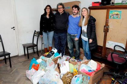 el-colegio-de-nutricionistas-entrego-donaciones-al-hogar-de-abrigo
