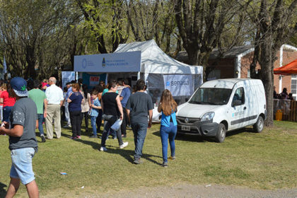 Activa participación de Senasa en exposiciones rurales