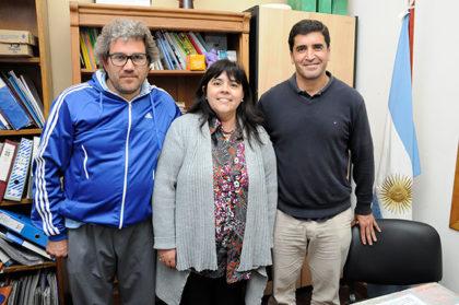 El entrenador Guillermo Cazón dará una charla sobre Handball