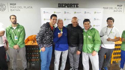 """Finalizaron los """"Juegos Bonaerenses"""" en la ciudad de Mar del Plata"""