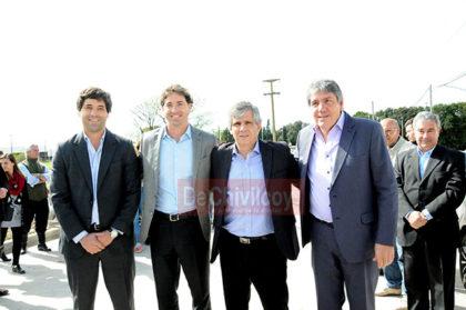 Inauguración del Barrio San Ceferino y anuncio de 60 nuevas viviendas