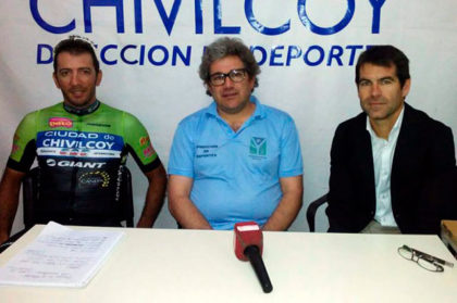 """Se realizará la Carrera de Ciclismo """"Copa Aniversario ciudad de Chivilcoy"""""""