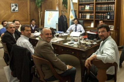 """Intendentes massistas y un """"cara a cara"""" con funcionarios de Macri"""
