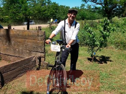 [VIDEO] Primer Encuentro de Bicicletas Clásicas o Antiguas