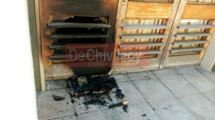 Un incendio intencional afectó la vivienda de la familia del Director Ejecutivo del Grupo Clarín, Héctor Magnetto