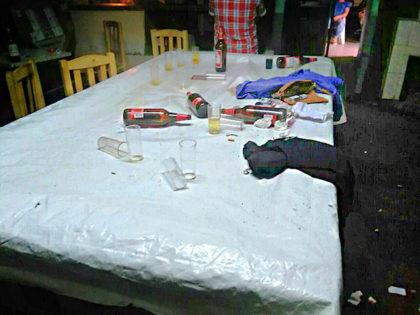 Allanan y clausuran nuevamente un bar labrando infracción por violar la Ley de Drogas