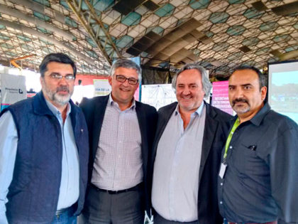 El Concejal Guillermo Sánchez participó de un encuentro llevado a cabo en la Sociedad Rural de Junín