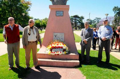 Se conmemoraron el Día de la Soberanía Nacional y el aniversario de la creación del Partido de Chivilcoy