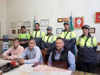 [VIDEO] Se presentó el nuevo uniforme del personal de la Dirección de Tránsito