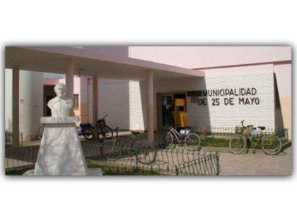 25 de Mayo: Denuncian que hackers robaron $3,6 millones de las cuentas del municipio