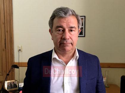 Hospital: Duros conceptos del Dr. Crespi a profesionales médicos por medida de fuerza