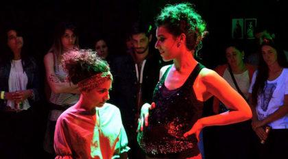 """Grupo TRAC: """"Hace Lorca en la Disco"""": Ellas irrumpen el ruido con su silencio"""