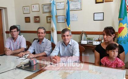 """Convenio entre el Municipio y la cooperativa textil """"El Sueñero"""""""