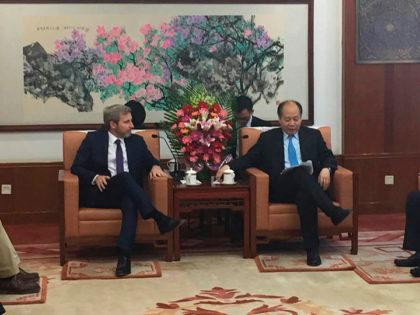 Argentina y China afianzan su relación como socios estratégicos en materia de obra pública