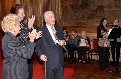 Gala Homenaje al maestro Enrique Honorio Destaville