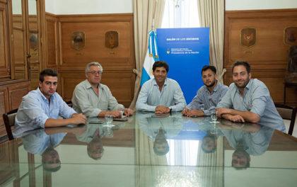 La Juventud de Cambiemos Chivilcoy se reunió con Sebastián García de Luca