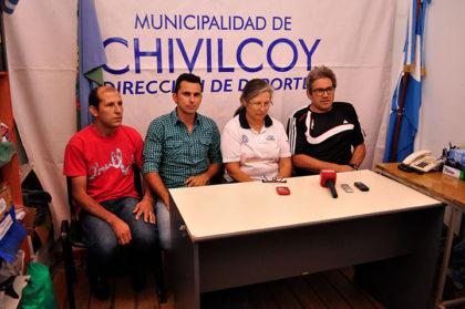 Se presentó la Maratón de Reyes 2017