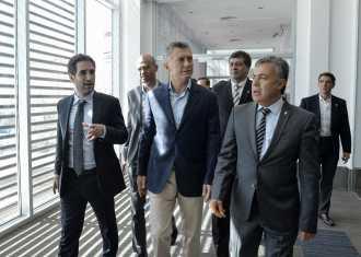 """Macri tildó a Massa de """"impostor"""""""