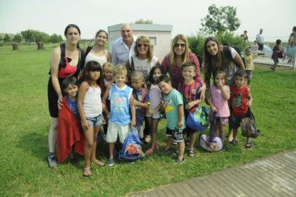 Escuelas Abiertas de Verano en el Parque Martija