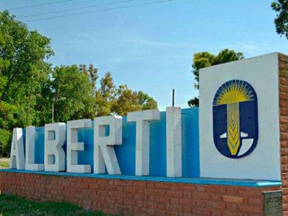 Un hombre fue detenido en Alberti tras intentar matar a un bebé de 2 años