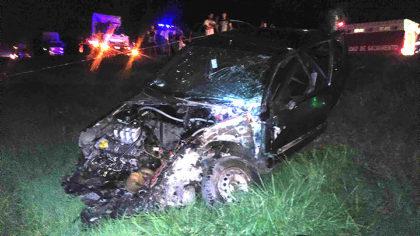 Tres personas fallecidas y varios heridos de distinta consideración en accidente en la Ruta 5