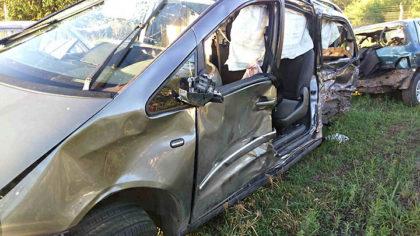 Fallece un niño a consecuencia del fatal accidente del viernes por la noche en Suipacha