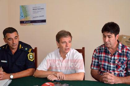 [VIDEO] Comienza el trabajo de la Policía Local Chivilcoy
