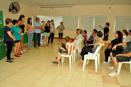 Se presentó la colonia de verano para jóvenes y adolescentes con discapacidad