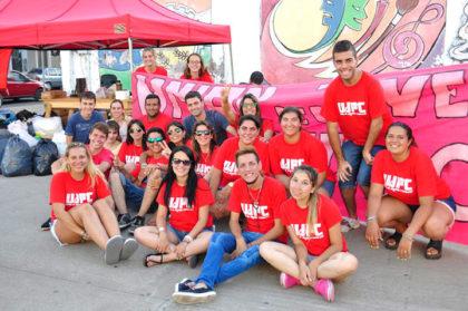 Unión de Jóvenes por Chivilcoy realizó una jornada solidaria