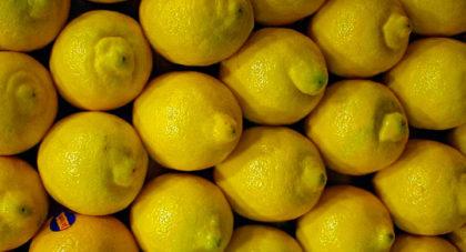 Trump frenó la importación de limones argentinos por 60 días