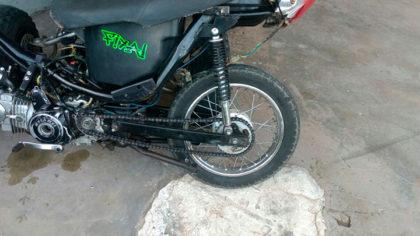 Recuperan una motocicleta con pedido de secuestro