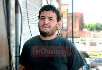 """[Nicanor Feo (JP)] Internas Peronistas: """"Nosotros estamos abocados a trabajar en la calle"""""""