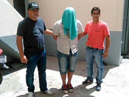 Detienen a un hombre con vastos antecedentes penales por robo agravado por el uso de arma