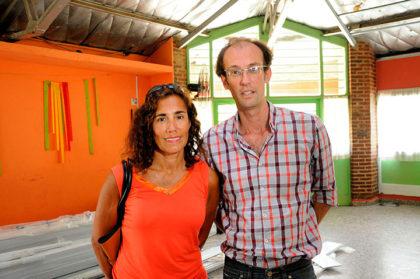 Se realizan obras de refacción y ampliación en el Jardín Camilo Latapié