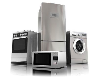 Precios de electrodomésticos se disparan hasta 77% en cuotas