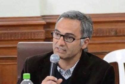 """Concejal Leandro Févola: """"A partir del 1 de enero de este año la UTN no tiene presencia legal en Chivilcoy"""""""