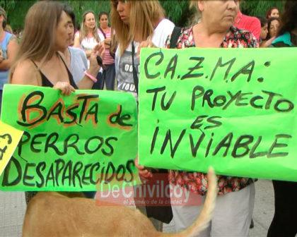 [VIDEO] Perros Callejeros. Se realizó una marcha para exigir el no avance del proyecto municipal