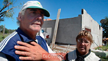 """[VIDEO] El día después. Rubén y Margarita: """"Gracias a Dios tuvimos mucha ayuda"""""""