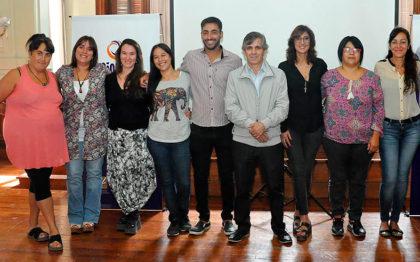 Fusionarte: Se presentaron los talleres de discapacidad
