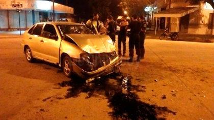 [ACTUALIZAMOS-VIDEO] Fallece un bebé de un año en un violento accidente en Avenida Güemes y Junín