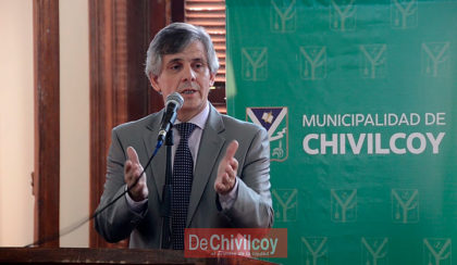 [VIDEO] Se realizó el acto oficial por el Día Nacional de la Memoria por la Verdad y la Justicia