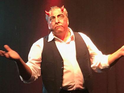 """Pablo Poggi la rompe en """"La Cueva"""" con """"¡Renuncio… y al diablo con todo!"""""""