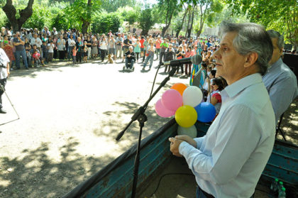 Ramón Biaus festejó su 108° aniversario