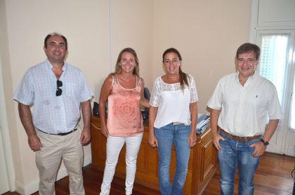Reunión con investigadores de la UTN