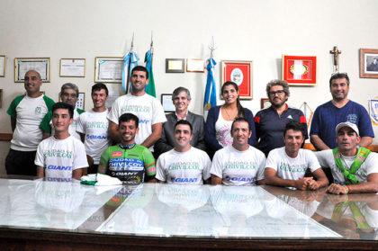 Román Mastrángelo fue presentado como nuevo integrante del equipo Ciudad de Chivilcoy