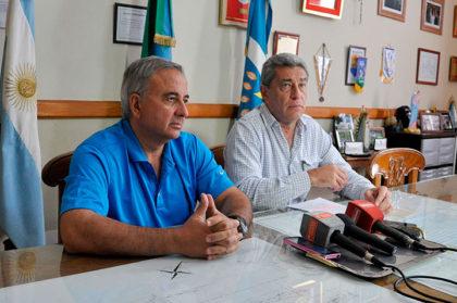 Reactivan obras del Complejo Federación y el Barrio Gral. San Martín
