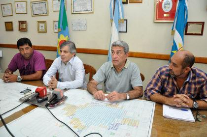 Empleados Municipales: Recibirán un 36% de aumento acumulativo