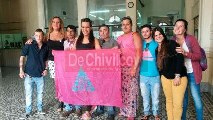 [VIDEO] Cupo Laboral Trans: Evangelina Giménez ingresa a trabajar en el Hospital Municipal