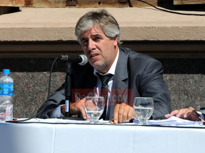 [VIDEO] HCD. Apertura de sesiones ordinarias: Lucas Burgos (FR-Presidente)